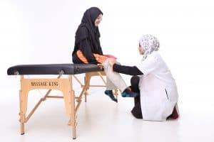 rawatan lutut shah alam