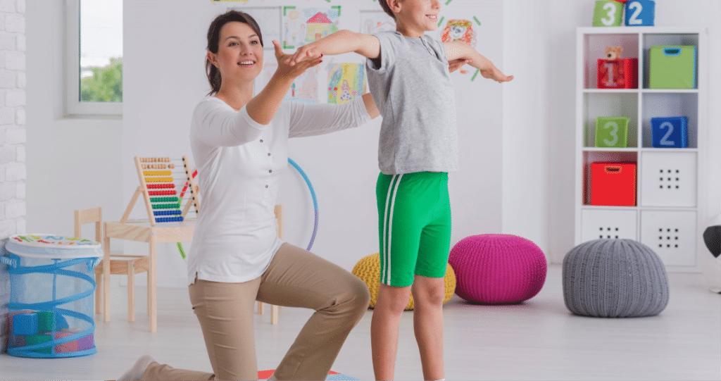 Rawatan Fisioterapi Kanak-kanak