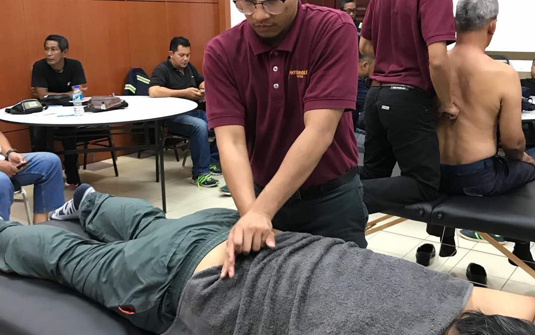 fisioterapi shah alam
