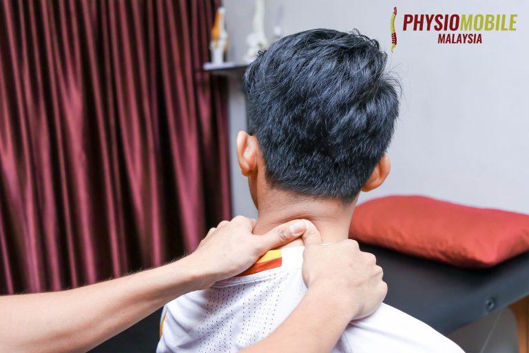 penilaian sakit leher
