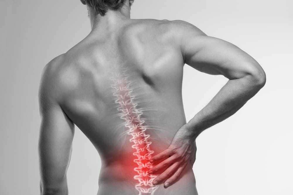 sakit belakang