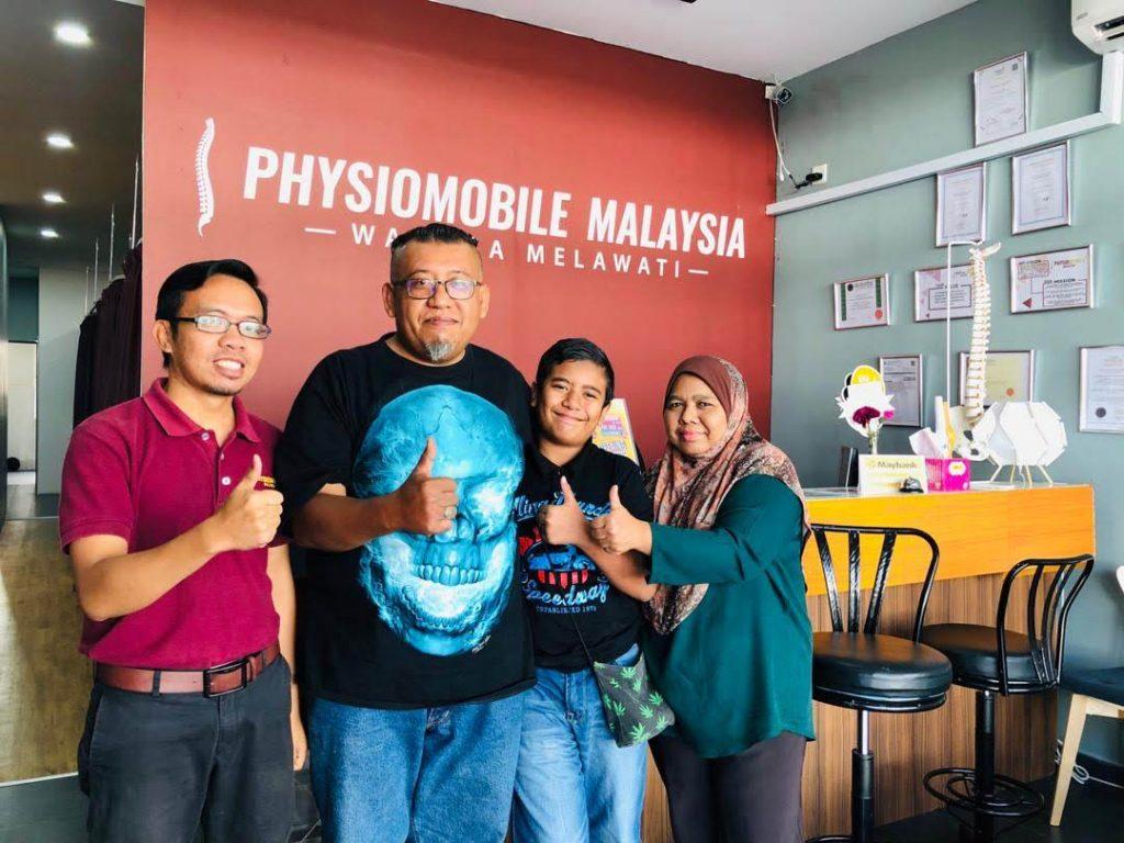 pusat fisioterapi wangsa melawati Kuala Lumpur