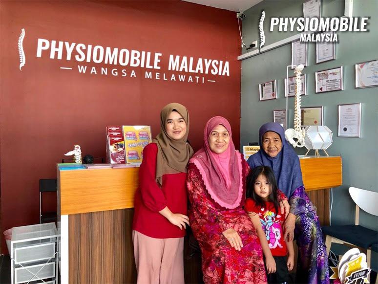 Physiomobile Wangsa Melawati