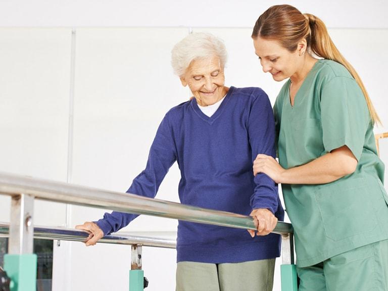 rawatan stroke dengan fisioterapi